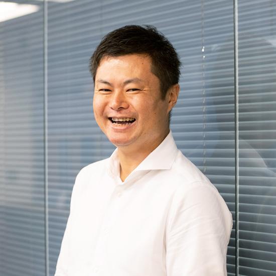 代表取締役CEO 甲斐 亮之