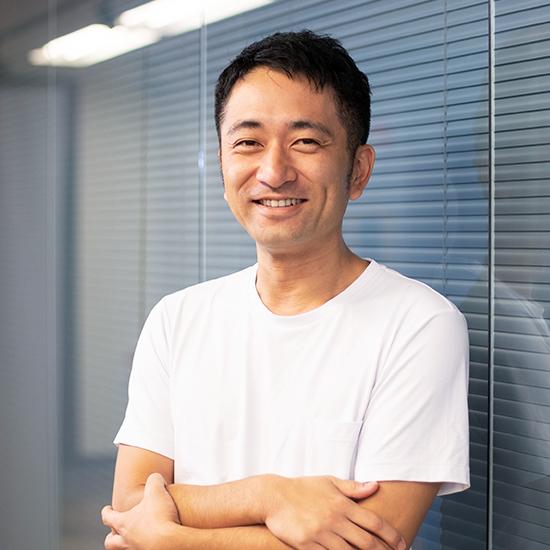 執行役員広報戦略責任者 鈴木 隆司